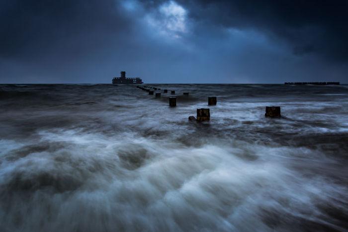 Море волнуется... Автор: Michal Olech.