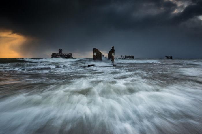Пенные волны. Автор: Michal Olech.