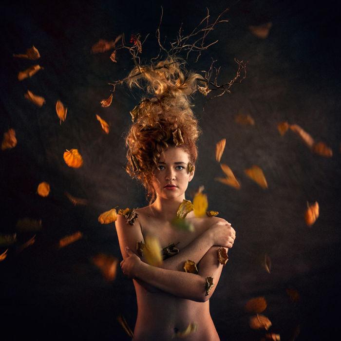 Осень (Autumn). Автор работ: Михаил Захорнаки (Michal Zahornacky).