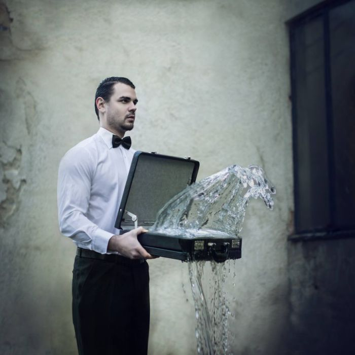 Иллюзионист (Illusionist). Автор работ: Михаил Захорнаки (Michal Zahornacky).