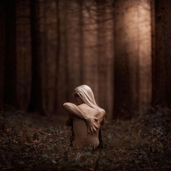 Прикосновение страха (Touch Of Fear). Автор работ: Михаил Захорнаки (Michal Zahornacky).