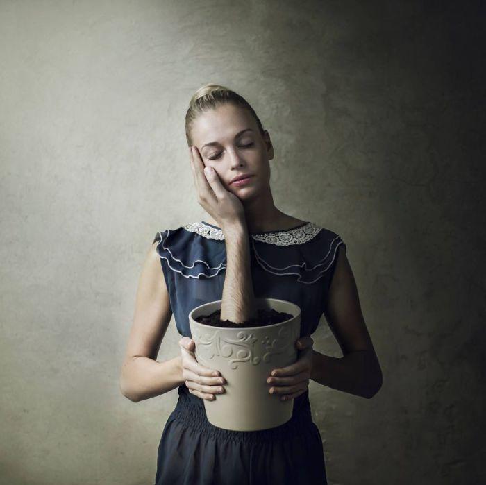 Растущая нежность (Growing Tenderness). Автор работ: Михаил Захорнаки (Michal Zahornacky).