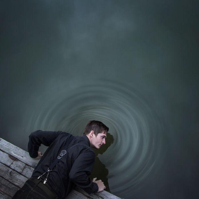 Слушая тишину (Listen To The Silence). Автор работ: Михаил Захорнаки (Michal Zahornacky).