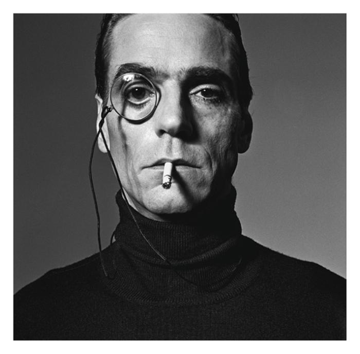 Наблюдатель. Серия неподражаемых черно-белых портретов от Michel Comte.