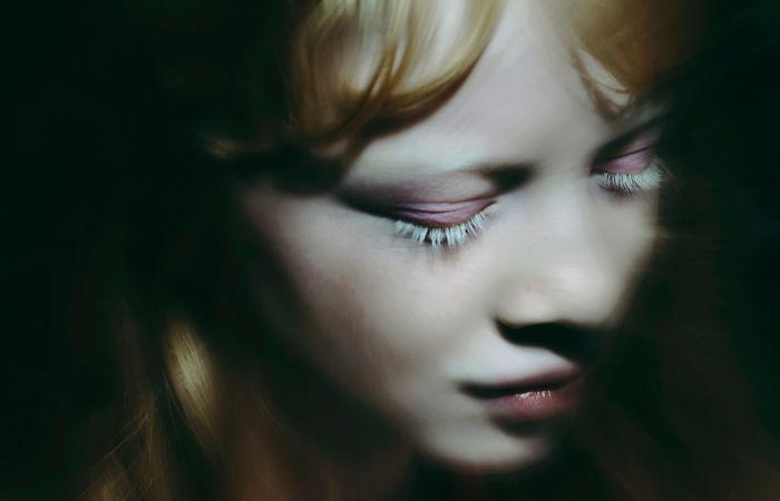 Неземная красота альбиносов. Автор фото: Мишель де Роса (Michelle de Rose).