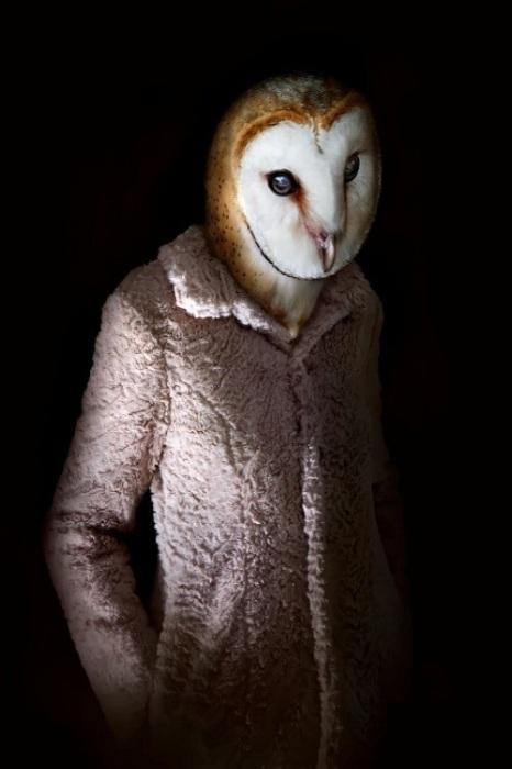 Модные полулюди-полузвери от Мигеля Вальинаса (Miguel Vallinas).