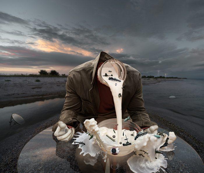 Автор работы: украинский фотохудожник Михаил Батрак (Mikhail Batrak).