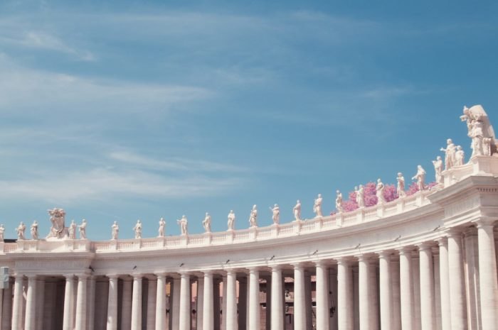 Достопримечательности величественного Рима. Автор: Milan Racmolnar.