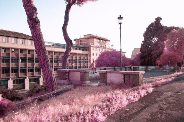 Римские каникулы. Автор: Milan Racmolnar.