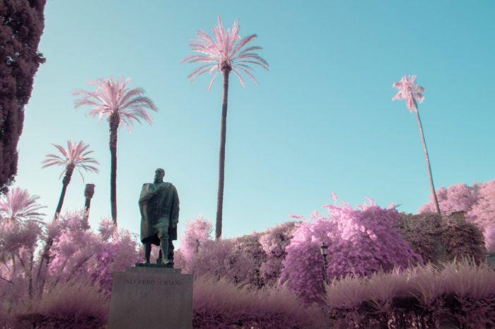 Памятник Альфредо Ориани в Риме. Автор: Milan Racmolnar.