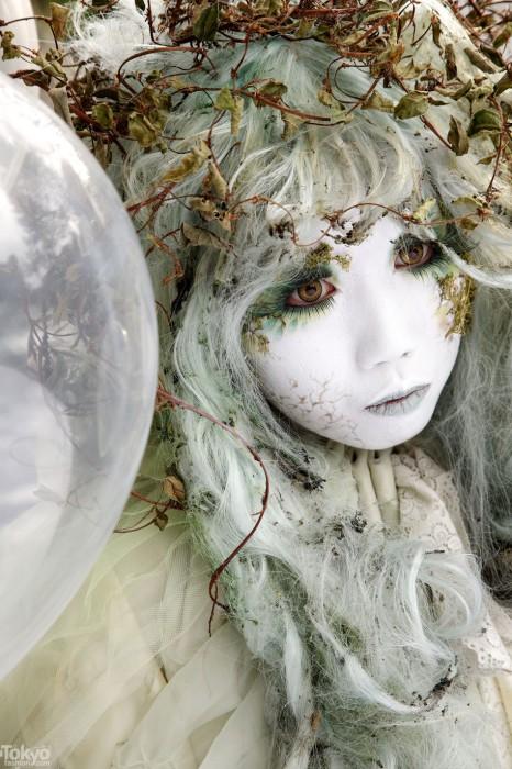 Рождённая среди иллюзий. Минори (Minori-ShiroNuri).