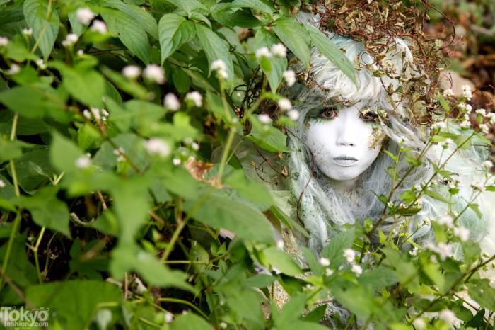 Волшебный образ очаровательной Минори (Minori-ShiroNuri).