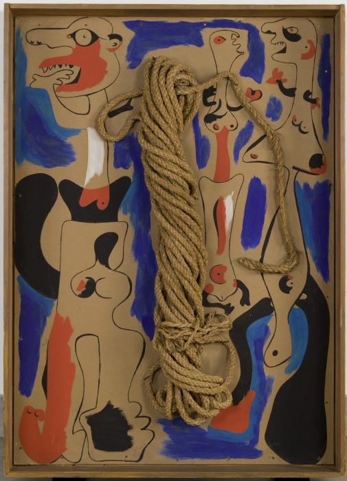 Верёвка и люди I.