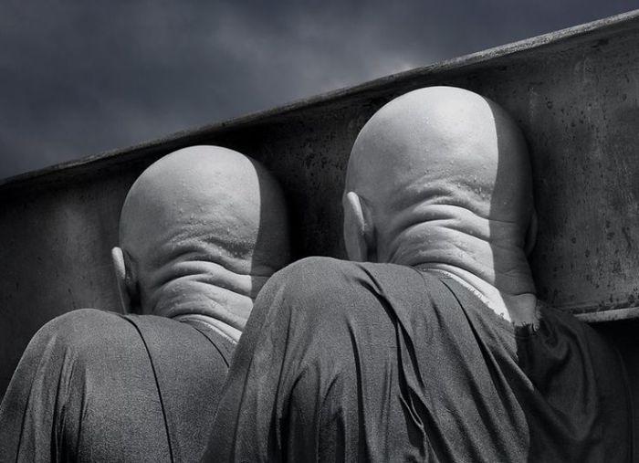 Тоска.  Фотохудожник Миша Гордин (Misha Gordin).