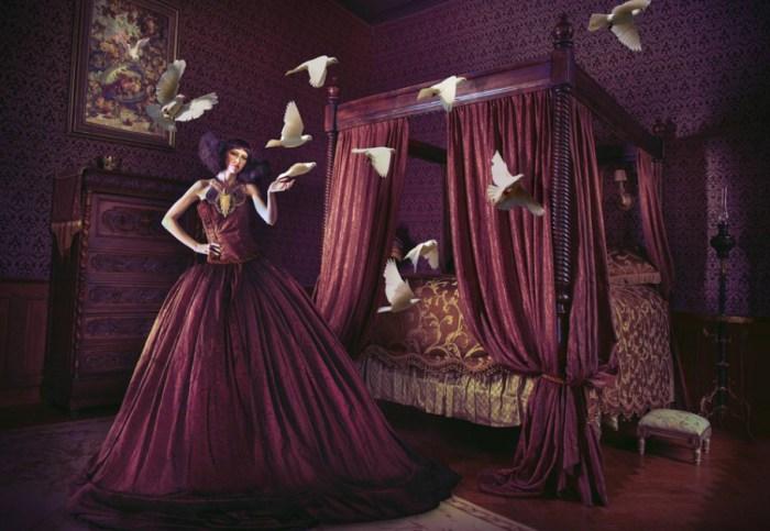 Сказка про голубя. Автор: Miss Aniela.