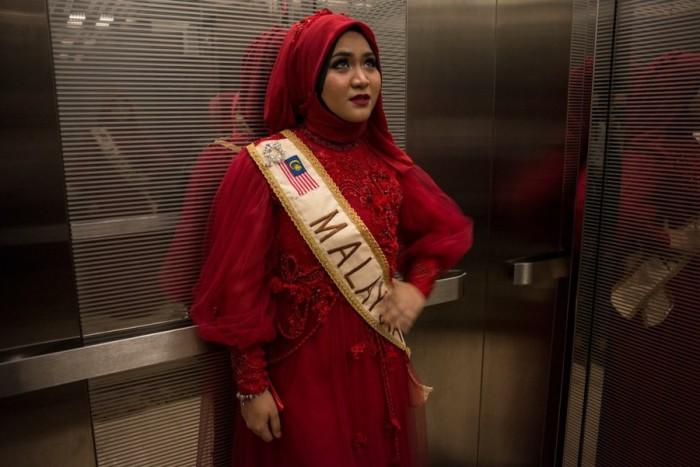 Участница Нур Хаирунниса из Малайзии. Автор фото: Monique Jaques.