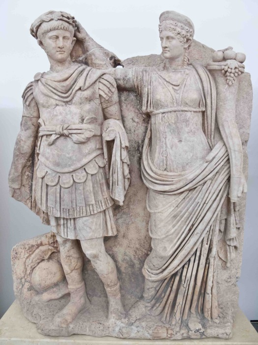 Агриппина младшая. \ Фото: library.weschool.com.