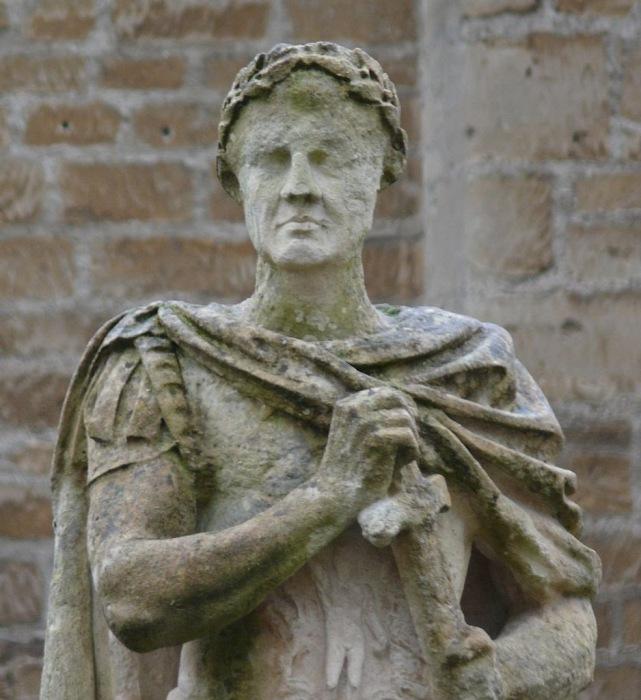 Император Тит. \ Фото: commons.wikimedia.org.