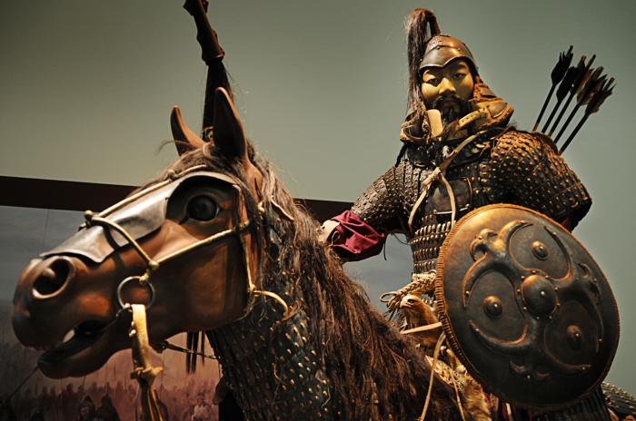 Реконструкция внешнего вида Чингиза. \ Фото: bighivemind.com.