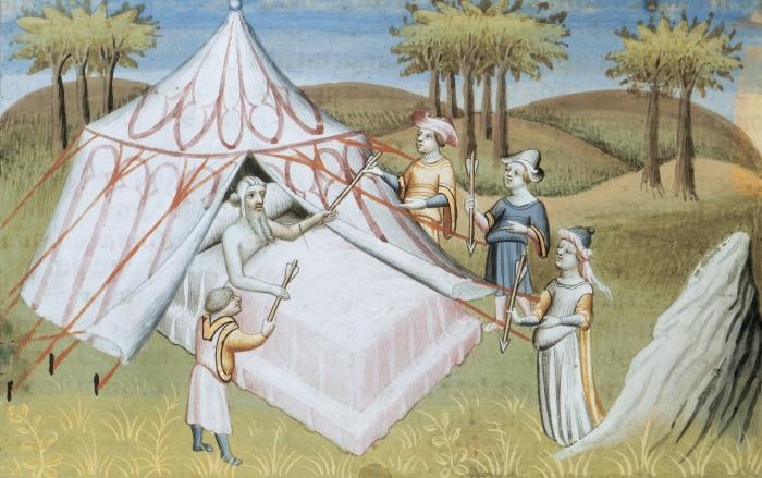 Последние дни монгольского правителя. \ Фото: factinate.com.