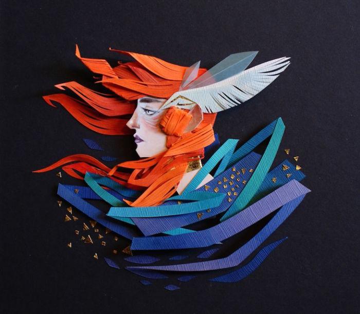 Сказочные иллюстрации Морганы Уоллес (Morgana Wallace).
