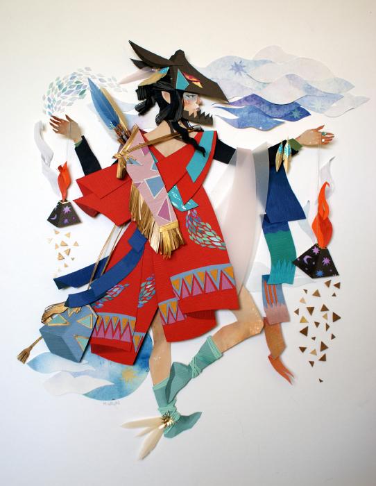 Разноплановые иллюстрации Морганы Уоллес (Morgana Wallace).