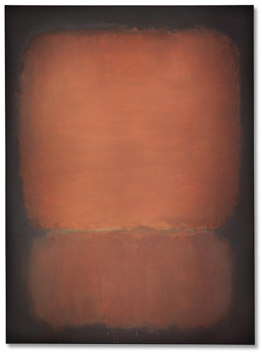 № 10, Марк Ротко, 1958 год. \ Фото: artscash.com.