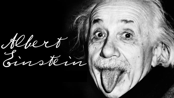 Альберт Эйнштейн. \ Фото: kickstarter.com.