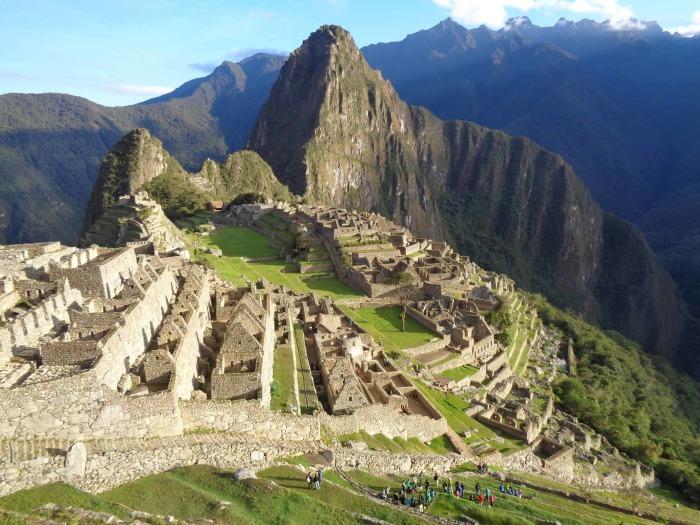 Мачу-Пикчу – таинственный город Инков.