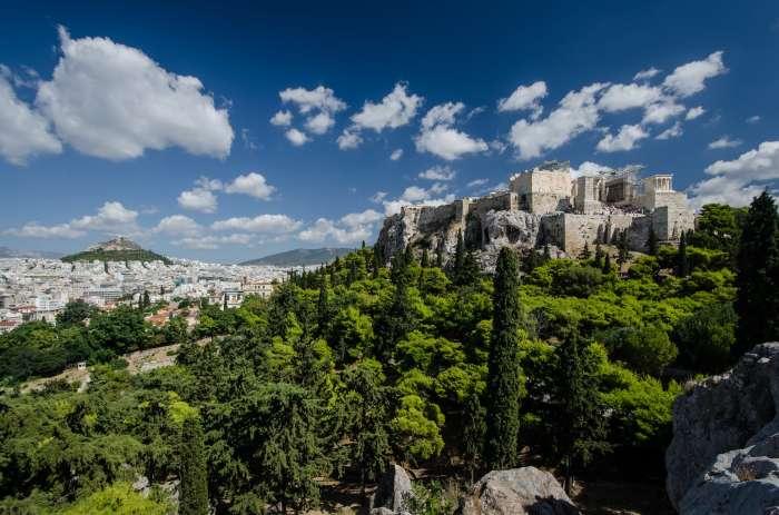 Афины – столица современной Греции и центр древнегреческой цивилизации.