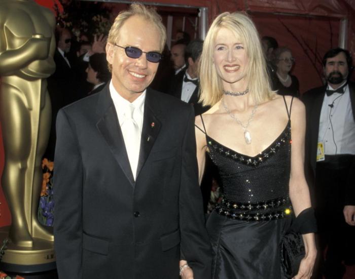Билли Боб Торнтон и Лора Дерн. \ Фото: hiamag.com.