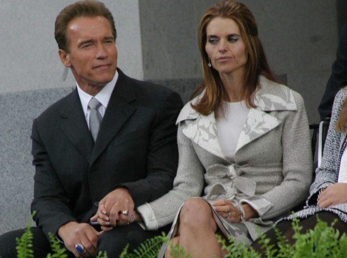 Арнольд Шварценеггер и Мария Шрайвер. \ Фото: lite987.com.