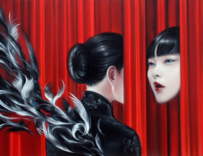 Двойственность. Автор: Mu Lei.