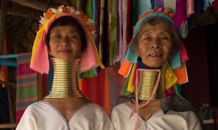 Женщины народности Каян Лахви. | Фото: google.com.