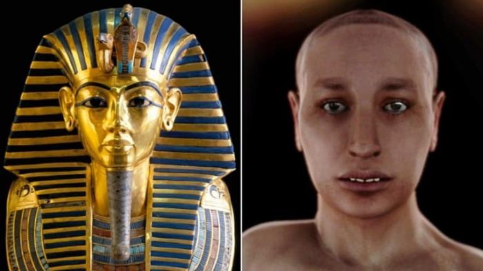 Фараон Тут. \ Фото: history.com.
