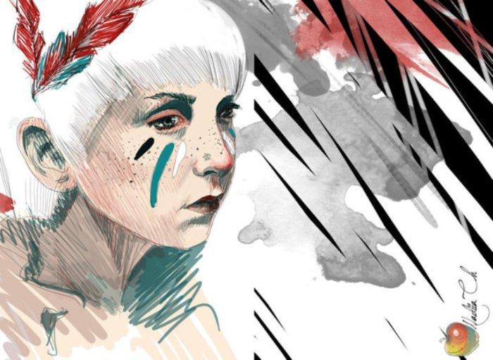 Ощущение свободы. Автор: Надежда Черкасова.