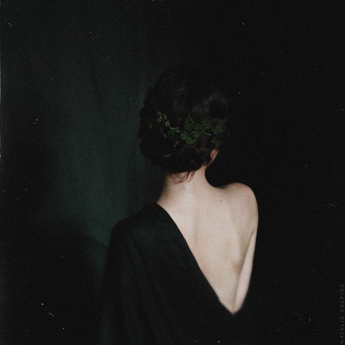 Мрачный романтизм и загадочность в работах Натальи Дрепиной (Natalia Drepina).