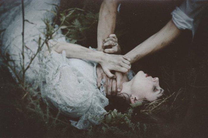 Мрачный романтизм в работах Натальи Дрепиной (Natalia Drepina).