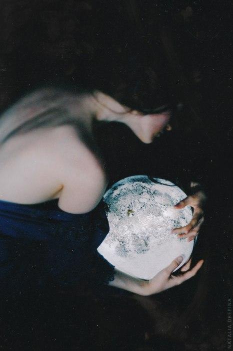Атмосферные работы Натальи Дрепиной (Natalia Drepina).