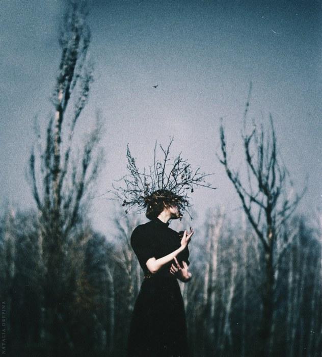 Гармоничное сочетание природы и человека в работах Натальи Дрепиной (Natalia Drepina).