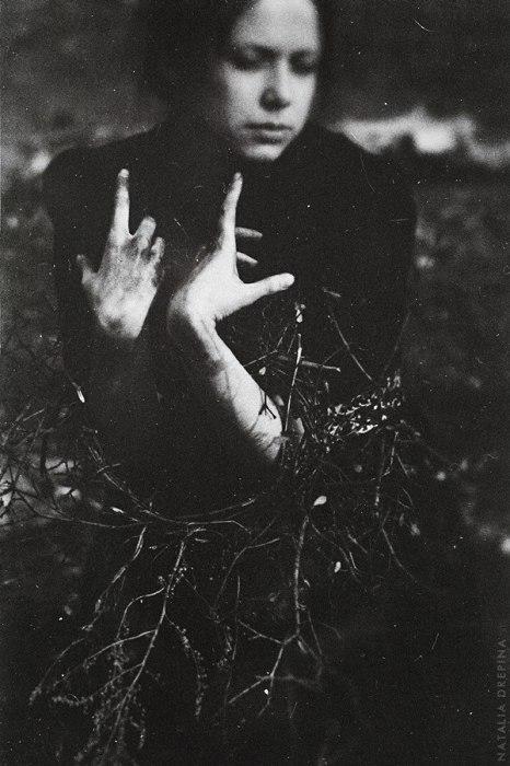 Чёрно-белый мир Натальи Дрепиной (Natalia Drepina).