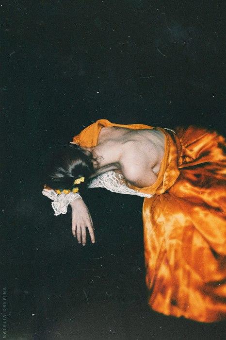 Безмолвие в работах Натальи Дрепиной (Natalia Drepina).