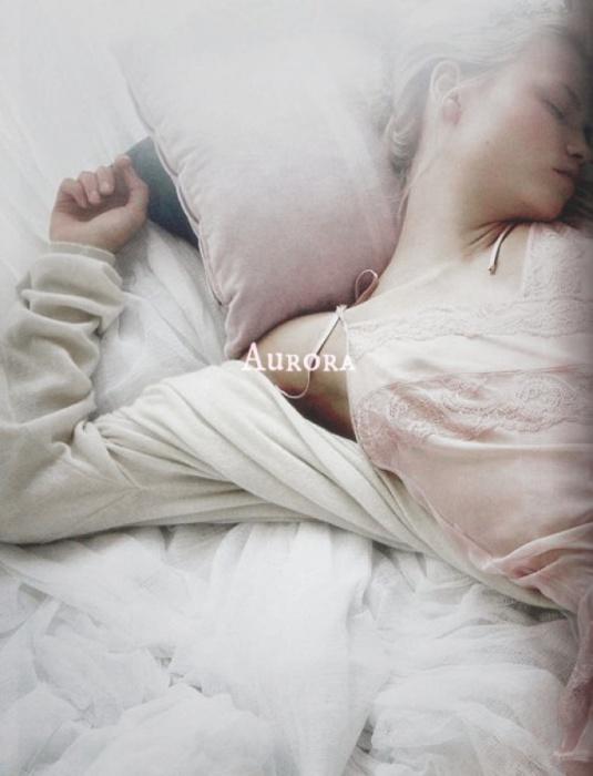 Спящая Аврора. Автор идеи: Нэфели (Nefeli).