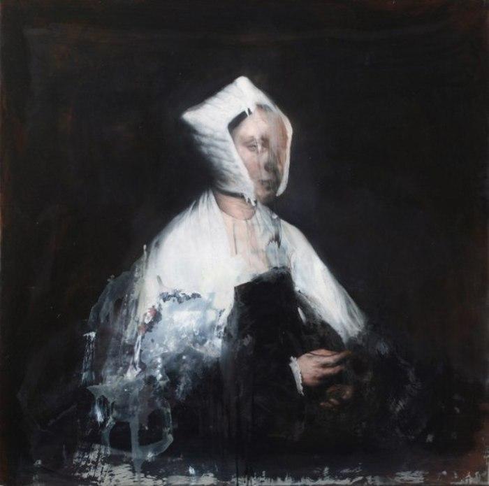 Из серии «Святая инквизиция». Автор работ: итальянский художник Никола Самори (Nicola Samori).