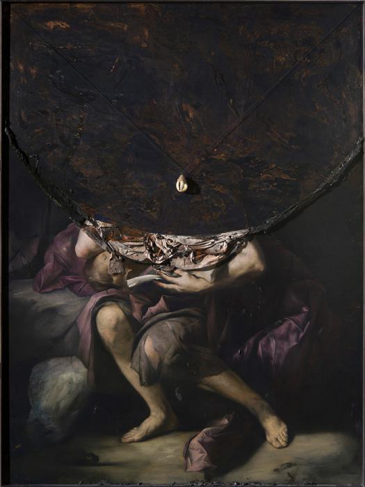 Il cavacarne. Автор работ: итальянский художник Никола Самори (Nicola Samori).