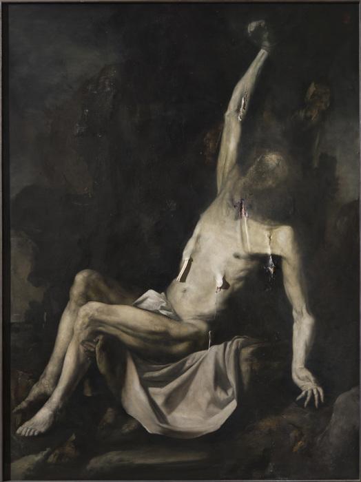 Незрелое дело (Il punto acerbo). Автор работ: итальянский художник Никола Самори (Nicola Samori).
