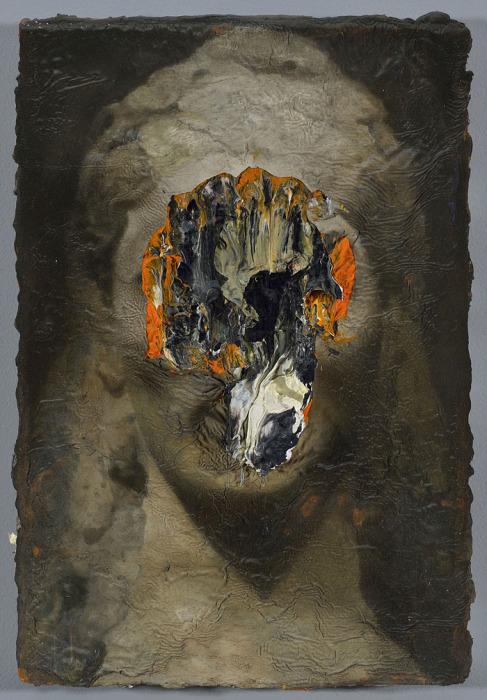 Улыбка (Erupted Smile). Автор работ: итальянский художник Никола Самори (Nicola Samori).