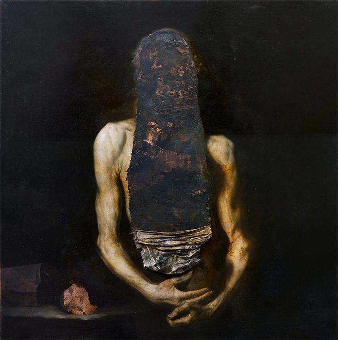 Пост (Il digiuno). Автор работ: итальянский художник Никола Самори (Nicola Samori).