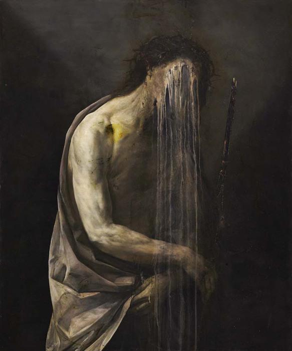 Коронованный 27 июня (June27 – crowned). Автор работ: итальянский художник Никола Самори (Nicola Samori).