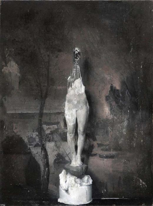 Поиск (Leida). Автор работ: итальянский художник Никола Самори (Nicola Samori).